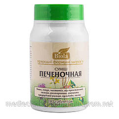 Печеночная смесь, 90 таблеток, Biola
