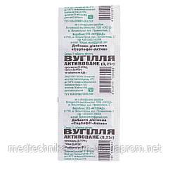 Уголь активированный Сорбофит-Актив, 10 таблеток