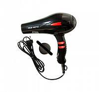 Профессиональный фен для волос Promotec Pm-2308, 3000 Вт, фото 1