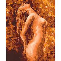 Картина по номерам Соблазнительность, 40x50 см, Идейка в подарочной упаковке (КН4627)