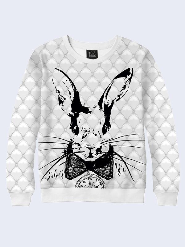 Свитшот женский Сказочный кролик