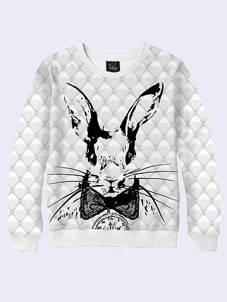 Свитшот женский Сказочный кролик, фото 2
