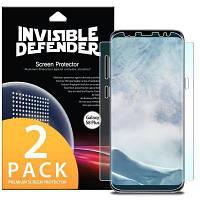 Пленка защитная Ringke для телефона Samsung Galaxy S8 Plus Full Cover (RSP4325)