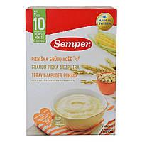 Каша молочная мультизлаковая растворимая Semper, 250 г  ТМ: Semper