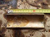 Вкладыш шпинделя плоскошлифовального станка 3Б722, фото 1