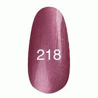 Гель-лак Kodi № 218  розовый джаз с перламутром, 12мл