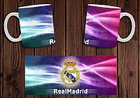 """Чашка """"ФК Реал Мадрид"""" №3"""
