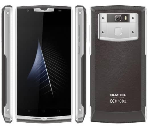 Мобильный телефон Oukitel K10000 Pro Max 3+32GB  10000 mAh