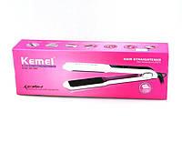 Профессиональный выпрямитель для волос Kemei KM-1088, фото 1