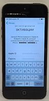 Iphone 5 залоченный