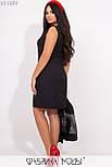 Платье в больших размерах с жакетом из органзы vN5279, фото 6