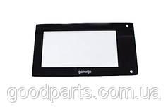 Наружное стекло двери к микроволновой печи Gorenje 245873
