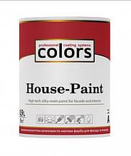Краска по пластику Colors (Mipa) House Paint, 2.7л.
