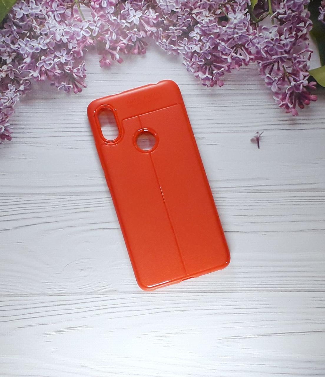 Чохол накладка AutoFocus на Xiaomi Redmi S2 (2018), Red
