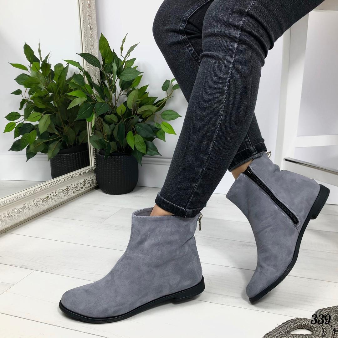 Ботинки зимние натуральные женские