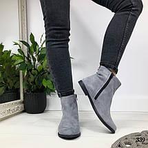 Ботинки зимние натуральные женские, фото 2
