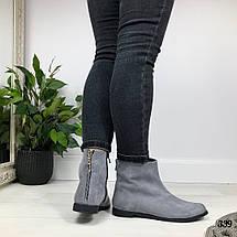 Ботинки зимние натуральные женские, фото 3