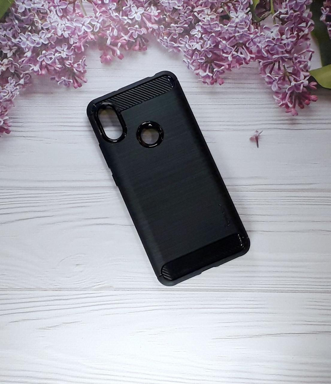 Чехол накладка Ipacky на Xiaomi Redmi S2 (2018), Black