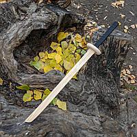 Детский меч деревянный Катана 70 см ручная работа
