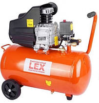 Компрессор LEX LXC24 л.с. 24 литров