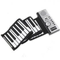 Гибкая MIDI UKC клавиатура синтезатор пианино 61 клавиш