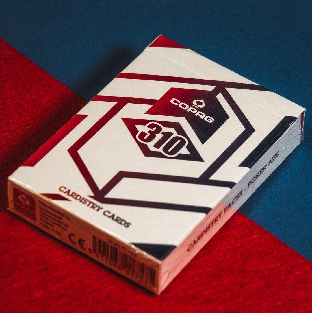 Карты игральные | Copag 310 Alpha