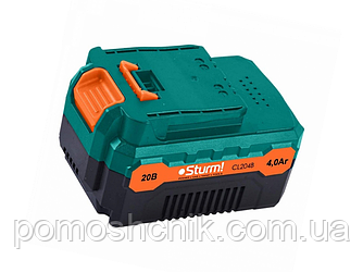 Аккумуляторная батарея Sturm CL204B Li-Ion 20В 4 Aч