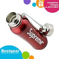 Вакуумный металлический термос Supreme 800 мл с чашкой | фляга | спортивная бутылка