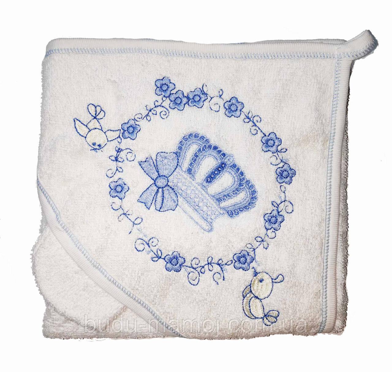 Полотенце - крыжма для крещения махра Турция