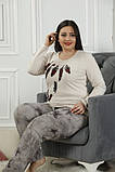 Пижама женская 26890 батал Sexen, фото 2