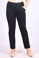 Тёплые женские штаны на меху Ласточка A697-7-2 7XL/60 Размер 62-68