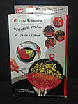 Дуршлаг-накладка для слива воды Better Strainer, фото 2