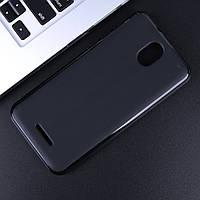 Чехол Soft Line для TP-Link Neffos C5 Plus (TP7031A) силикон бампер черный