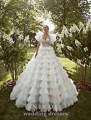 Свадебное платье № S-517