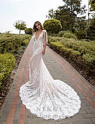 Свадебное платье № S-518