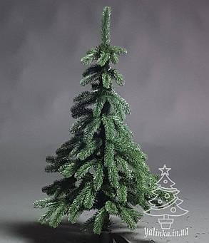 Искусственная ель литая 1,1 м ель ели ёлка ёлки елка елки сосна искусственная штучна ялинка ялинки сосни, фото 2