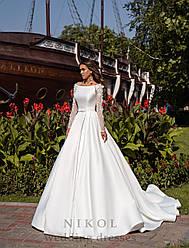 Свадебное платье № S-519