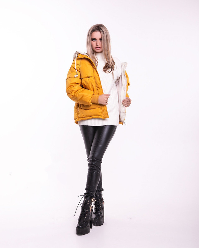 Фото Куртки зимней женской теплой Спири-1