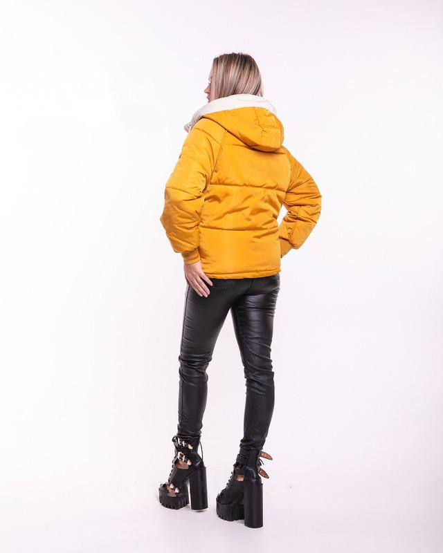 Фото-1 Куртки зимней женской теплой Спири-1