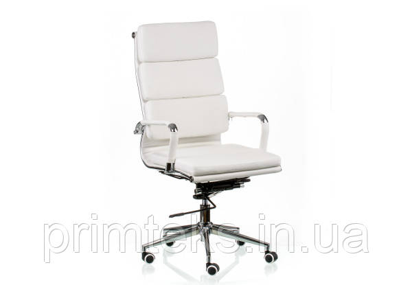 Кресло Solano(Оскар) 2 artleather white