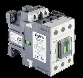Контакторы / пускатели с катушкой управления переменного тока