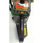 Бензопила Craft-tec CT-5000 (прозора кришка) 2 шини, 2 ланцюги, фото 3