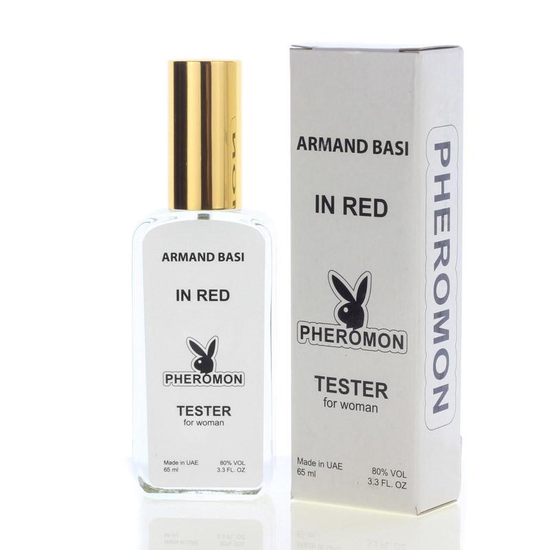 Парфюм с феромонами Armand Basi In Red 65 ml, женские