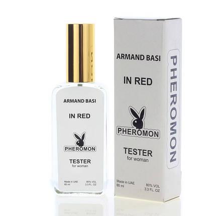 Парфюм с феромонами Armand Basi In Red 65 ml, женские, фото 2