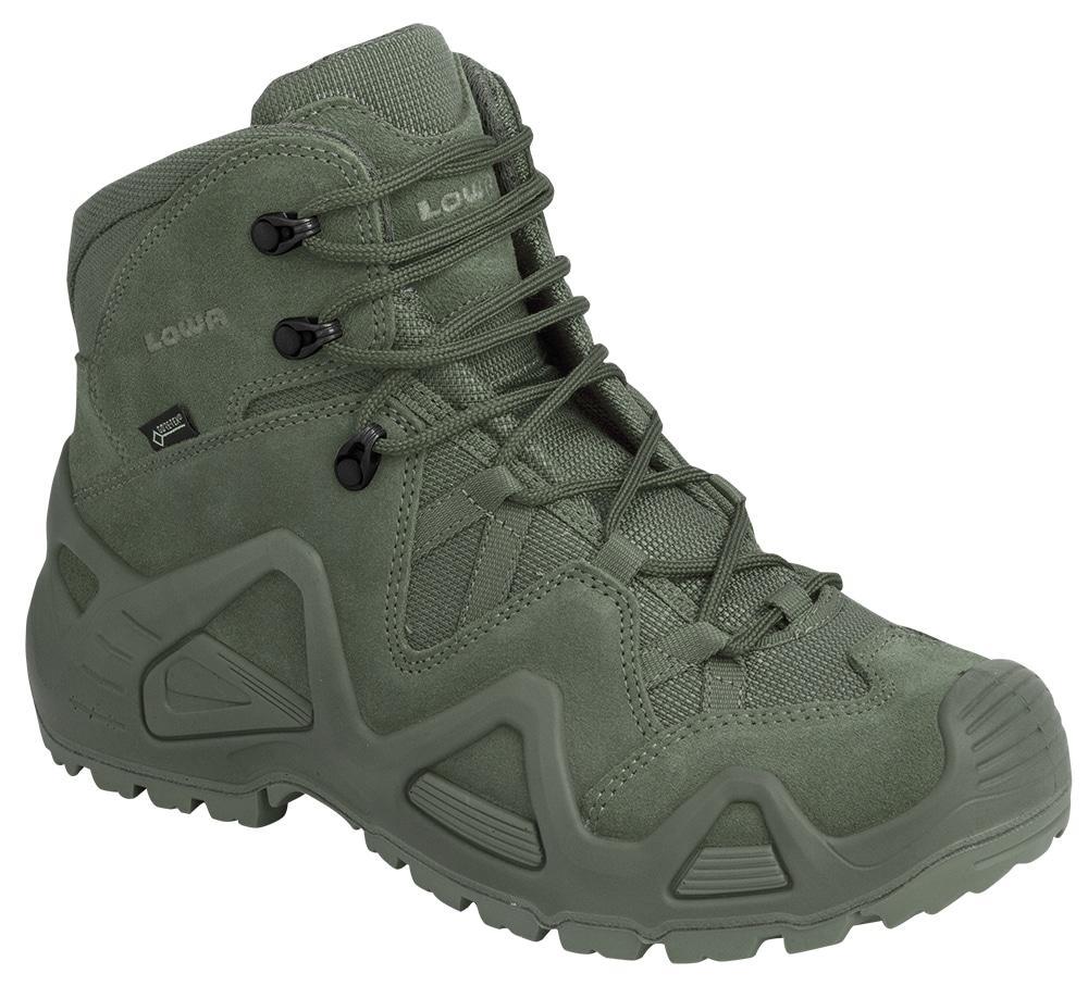 Ботинки LOWA Zephyr GTX MID TF (Ranger Green) 310537/0750