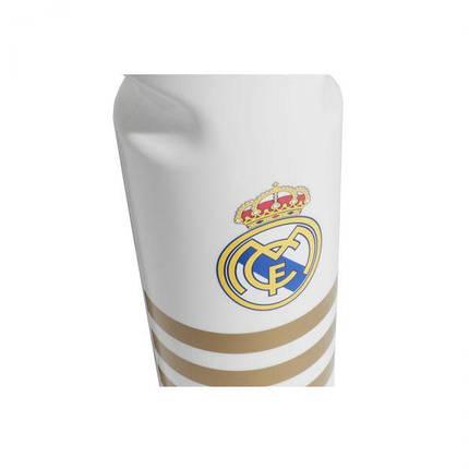 Бутылка для воды Adidas Real Madrid DY7711 750мл Белый (4060512201230), фото 2
