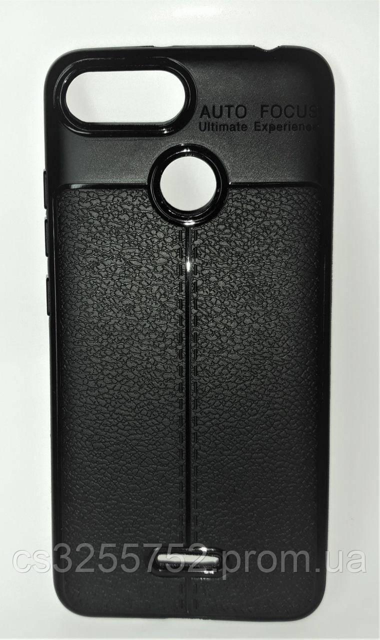 Чехол MiaMI Skin Shield для Xiaomi Redmi 6 (Black)