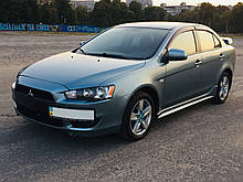 Продажа Mitsubishi Lancer X, 2.0AT, 2008 г.в., автомат, ГБО, недорого