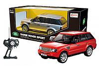 Машина Range Rover Sport, масштаб 1:14, свет, машинка на радиоуправлении Rastar, рендж ровер растар