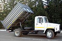 Самосвал-зерновоз на шасси ГАЗон 33098